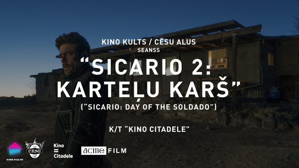 Sicario: Day Of The Soldado, Sicario 2: Karteļu karš
