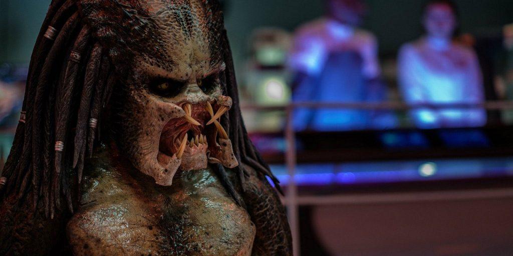 The Predator, Plēsoņa: Atjaunots