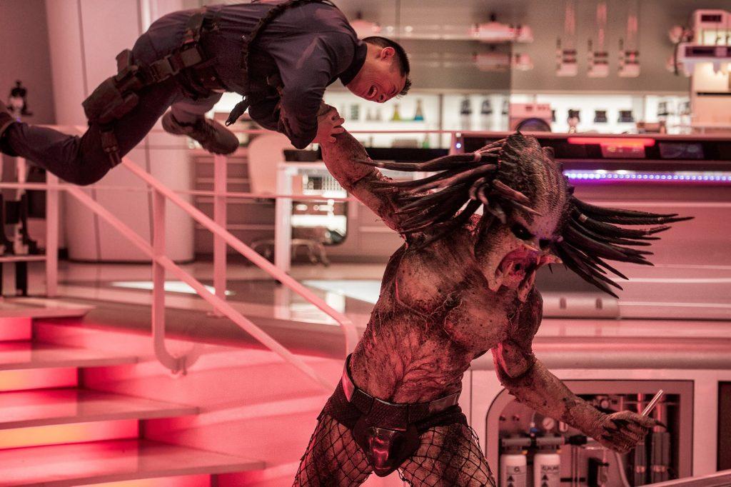 """""""The Predator, Plēsoņa: Atjaunots"""""""