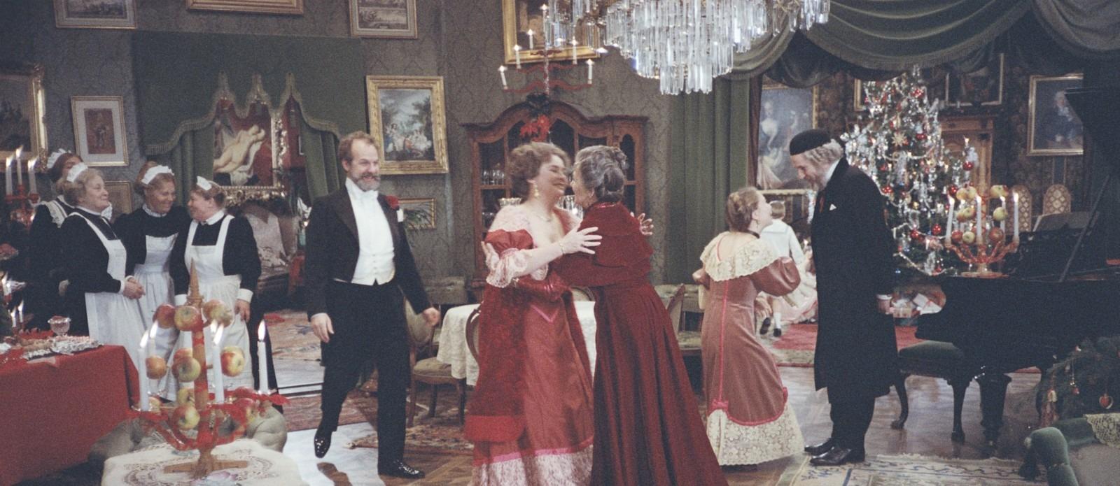 Fanny and Alexander, Fanija un Aleksandrs