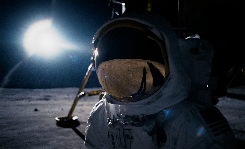 First Man, Pirmais cilvēks uz Mēness