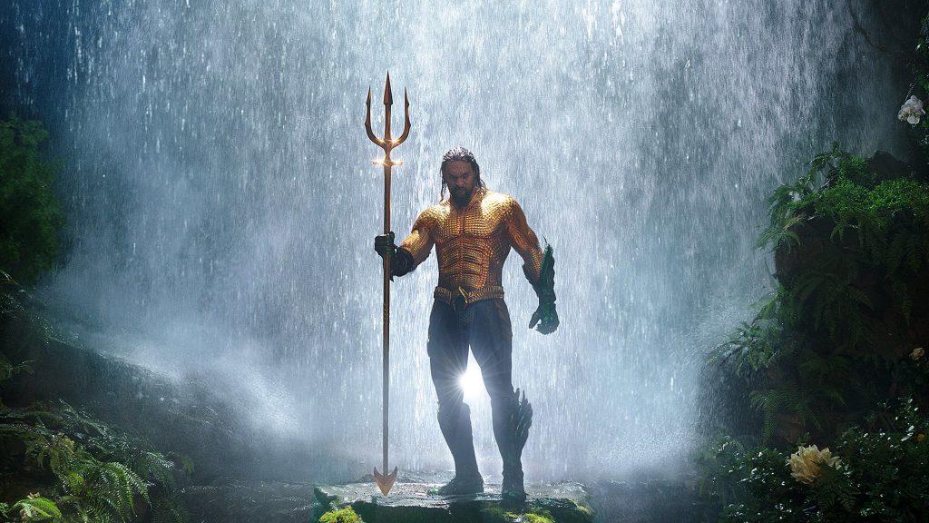 Aquaman, Akvamens