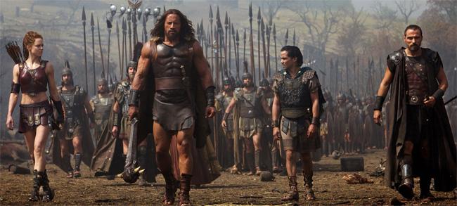 Hercules, Hērakls