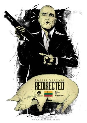 Redirected, Redirected: Nacionālā ķeza