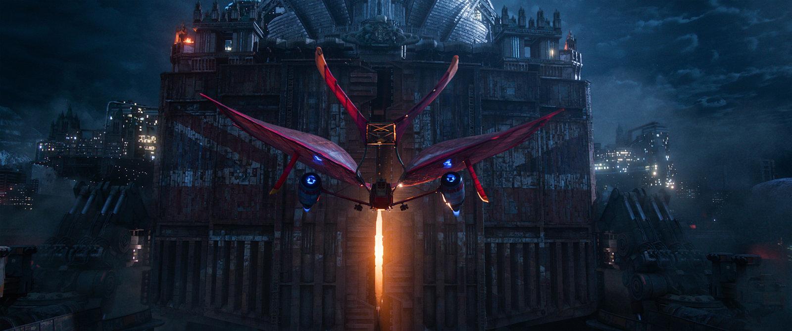 Mortal Engines, Izsalkusī pilsēta