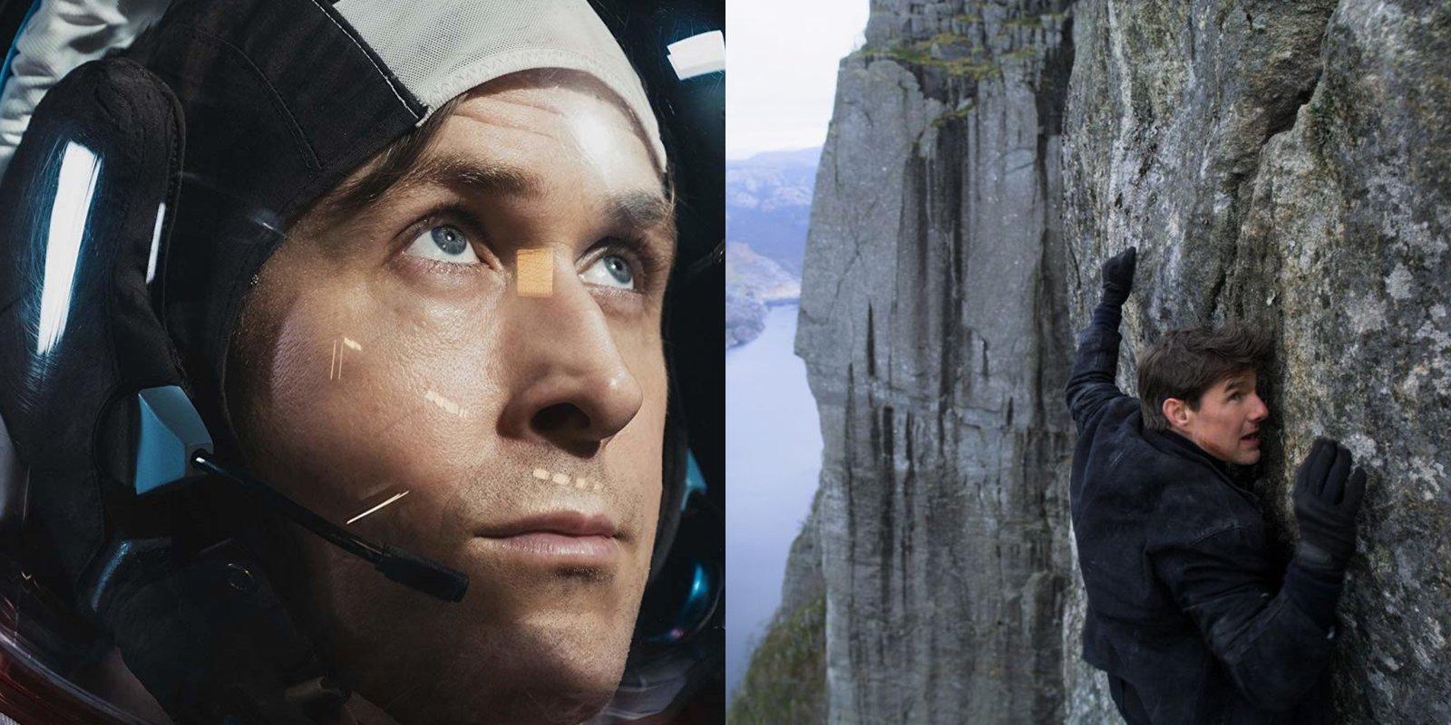First Man, Mission: Impossible - Fallout, Pirmais cilvēks uz Mēness, Neiespējamā misija: Sekas
