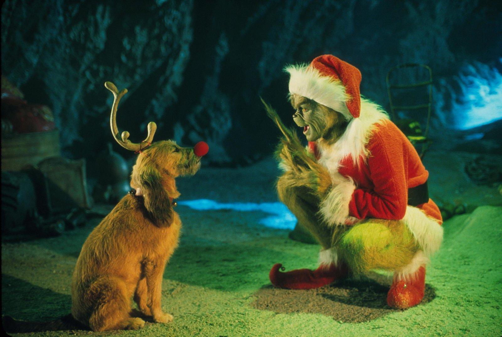 How the Grinch Stole Christmas, Kā Grinčs nozaga Ziemassvētkus