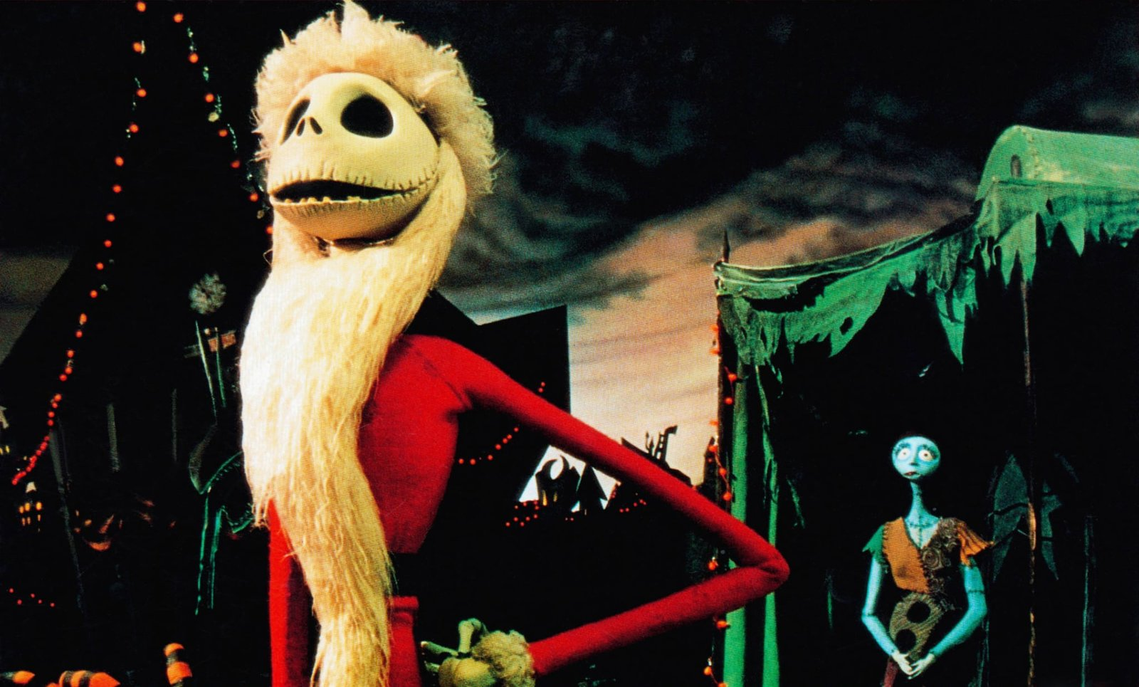 The Nightmare Before Christmas, Murgs pirms Ziemassvētkiem