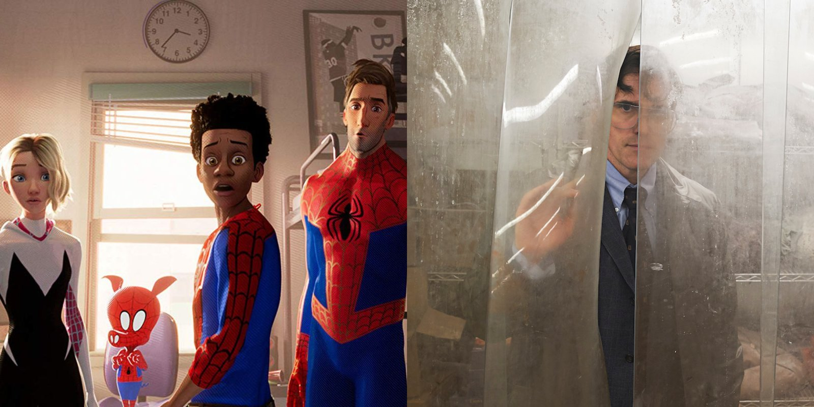 Spider-Man: Into the Spider-Verse, The House that Jack Built, Zirnekļcilvēks: Ceļojums Zirnekļpasaulē, Māja, ko uzcēla Džeks