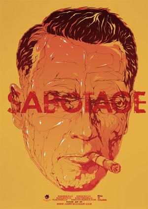 Sabotage, Sabotāža