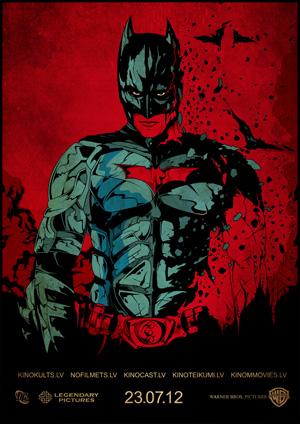 The Dark Knight Rises, Tumšais bruņinieks atgriežas