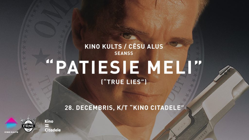 True Lies, Patiesie meli