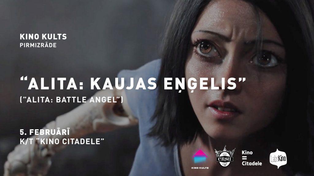 Alita: Battle Angel, Alita: Kaujas eņģelis