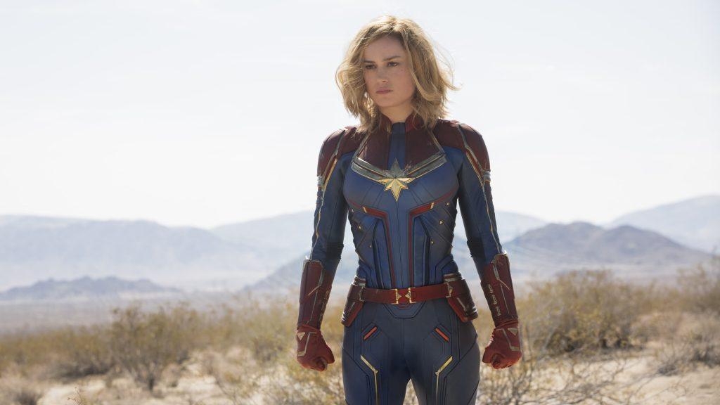 Captain Marvel, Kapteine Mārvela