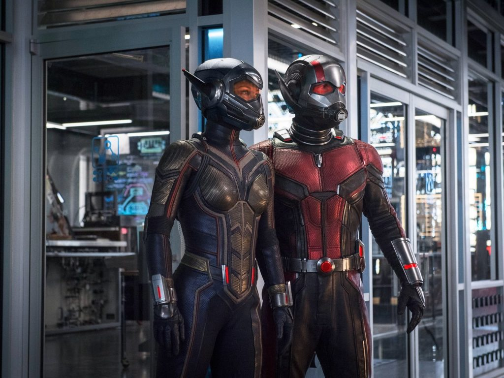 Ant-Man and the Wasp, Skudrcilvēks un Lapsene