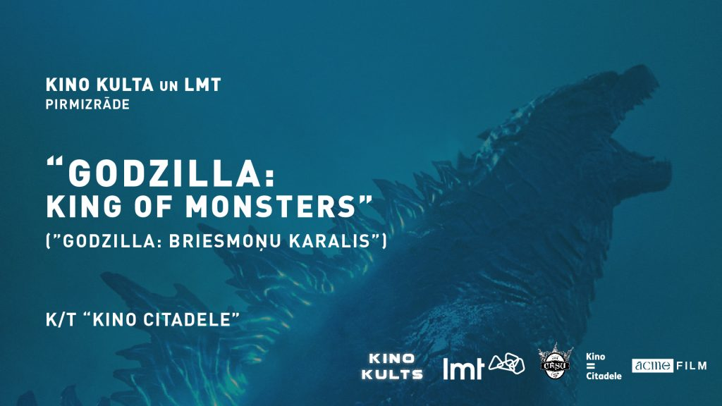 Godzilla: King of the Monsters, Godzilla: Briesmoņu karalis