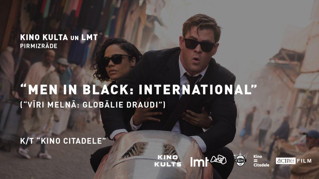 Men in Black: International, Vīri melnā: Globālie draudi