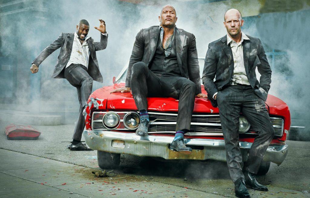 Fast & Furious Presents: Hobbs & Shaw, Ātrs un bez žēlastības: Hobss un Šovs