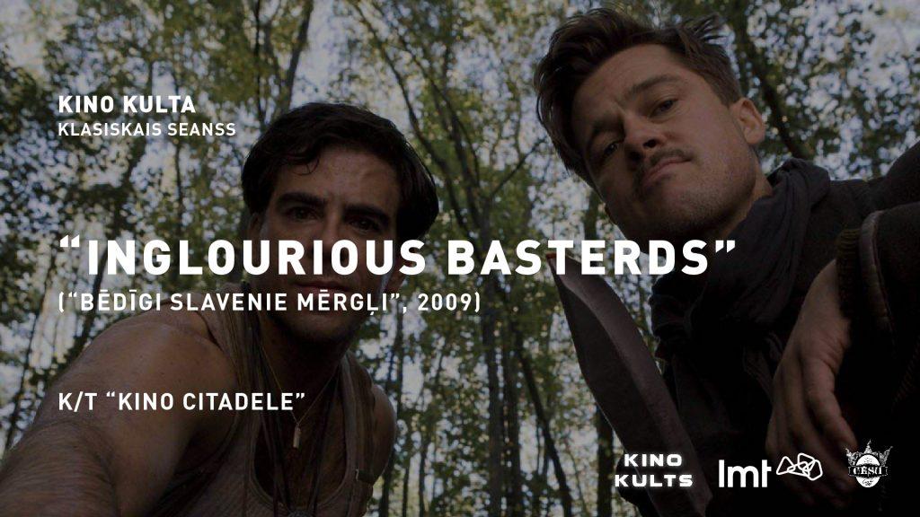Inglourious Basterds, Bēdīgi slavenie mērgļi