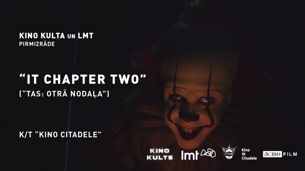 It Chapter Two, Tas: Otrā nodaļa
