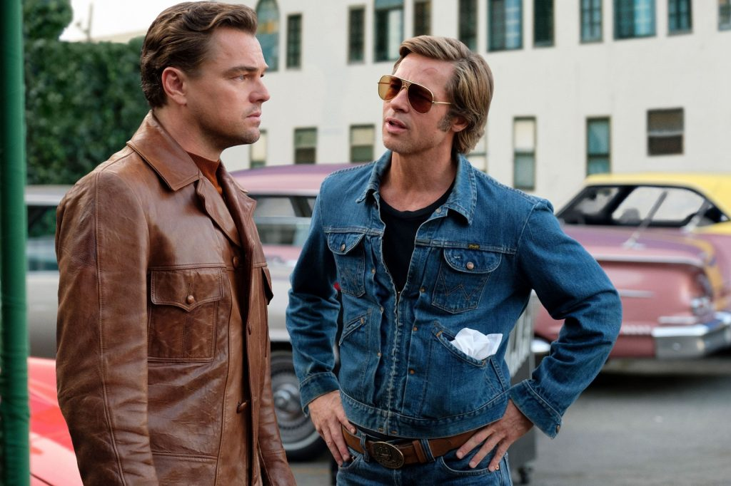 Once Upon a Time... In Hollywood, Reiz Holivudā