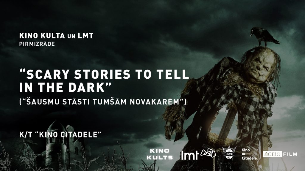 Scary Stories to Tell in the Dark, Šausmu stāsti tumšām novakarēm