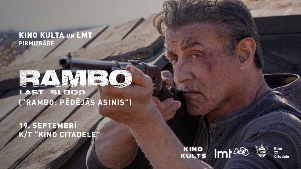 Rambo: Last Blood, Rembo: Pēdējās asinis