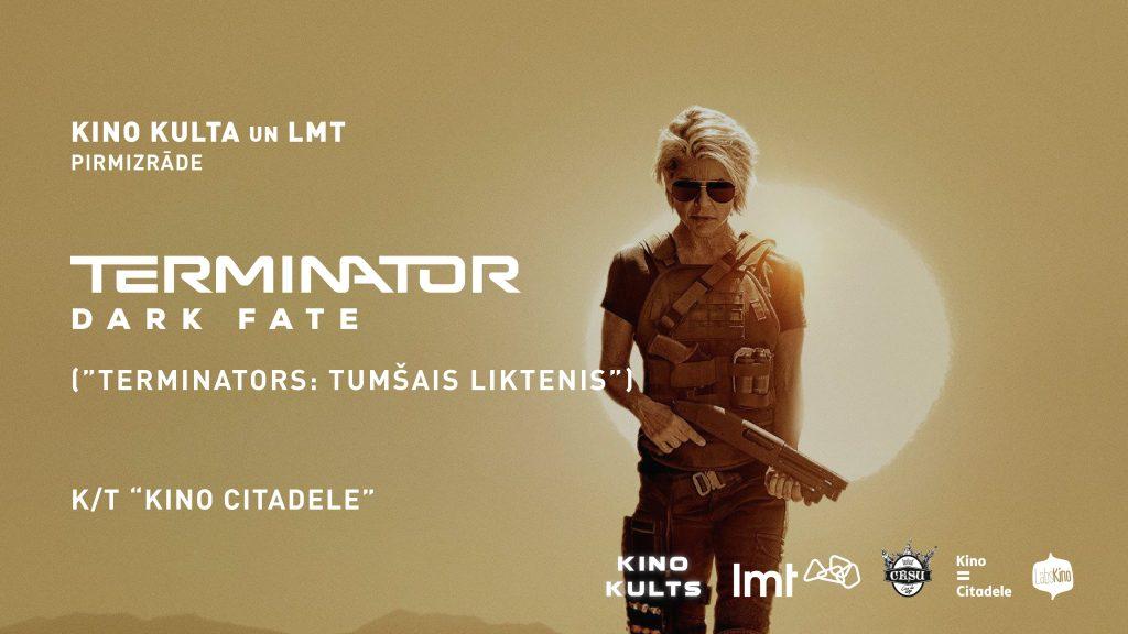Terminator: Dark Fate, Terminators: Tumšais liktenis
