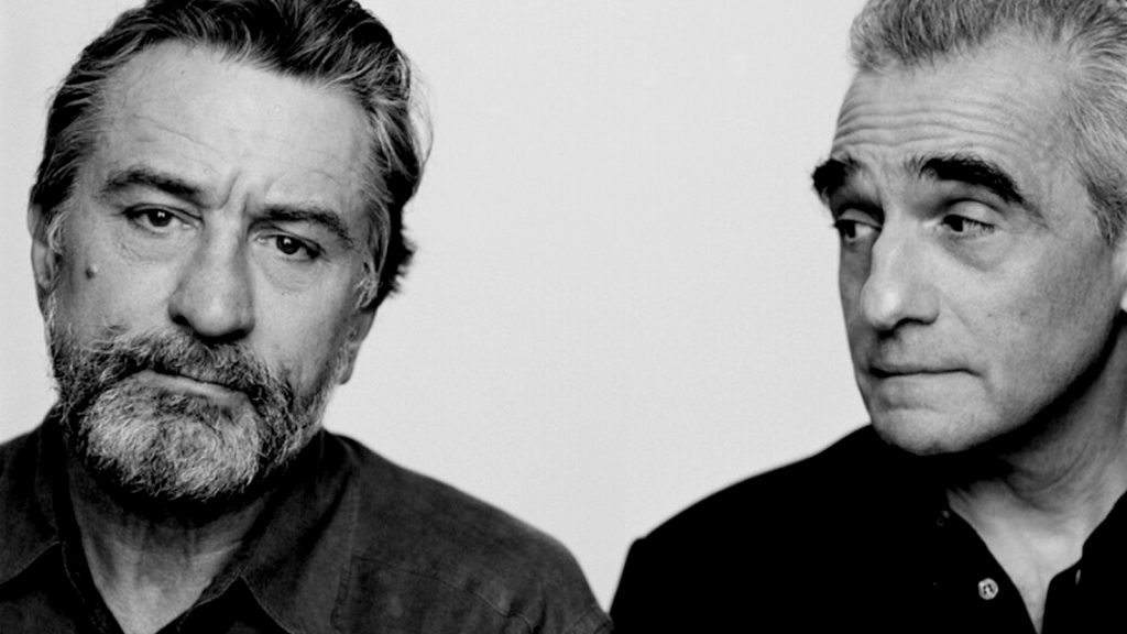 De Niro, Scorsese