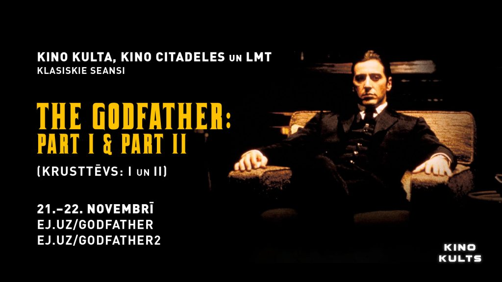 The Godfather, Krusttēvs
