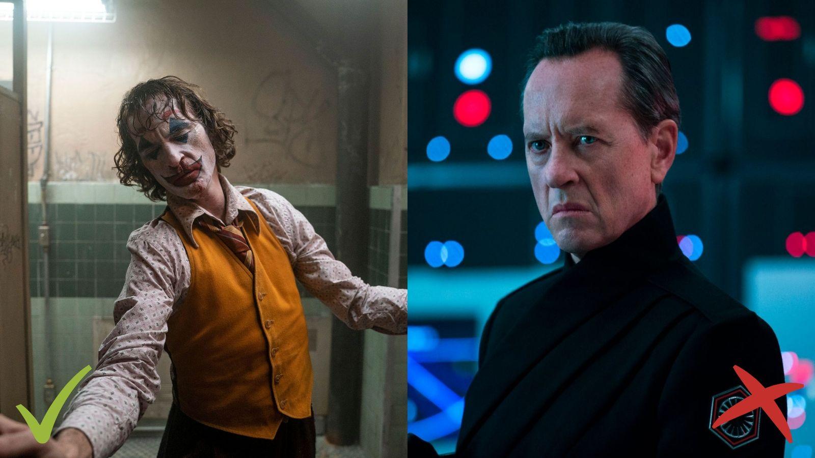 Joker, Star Wars: The Rise of Skywalker, Džokers, Zvaigžņu kari: Skaivokera atdzimšana