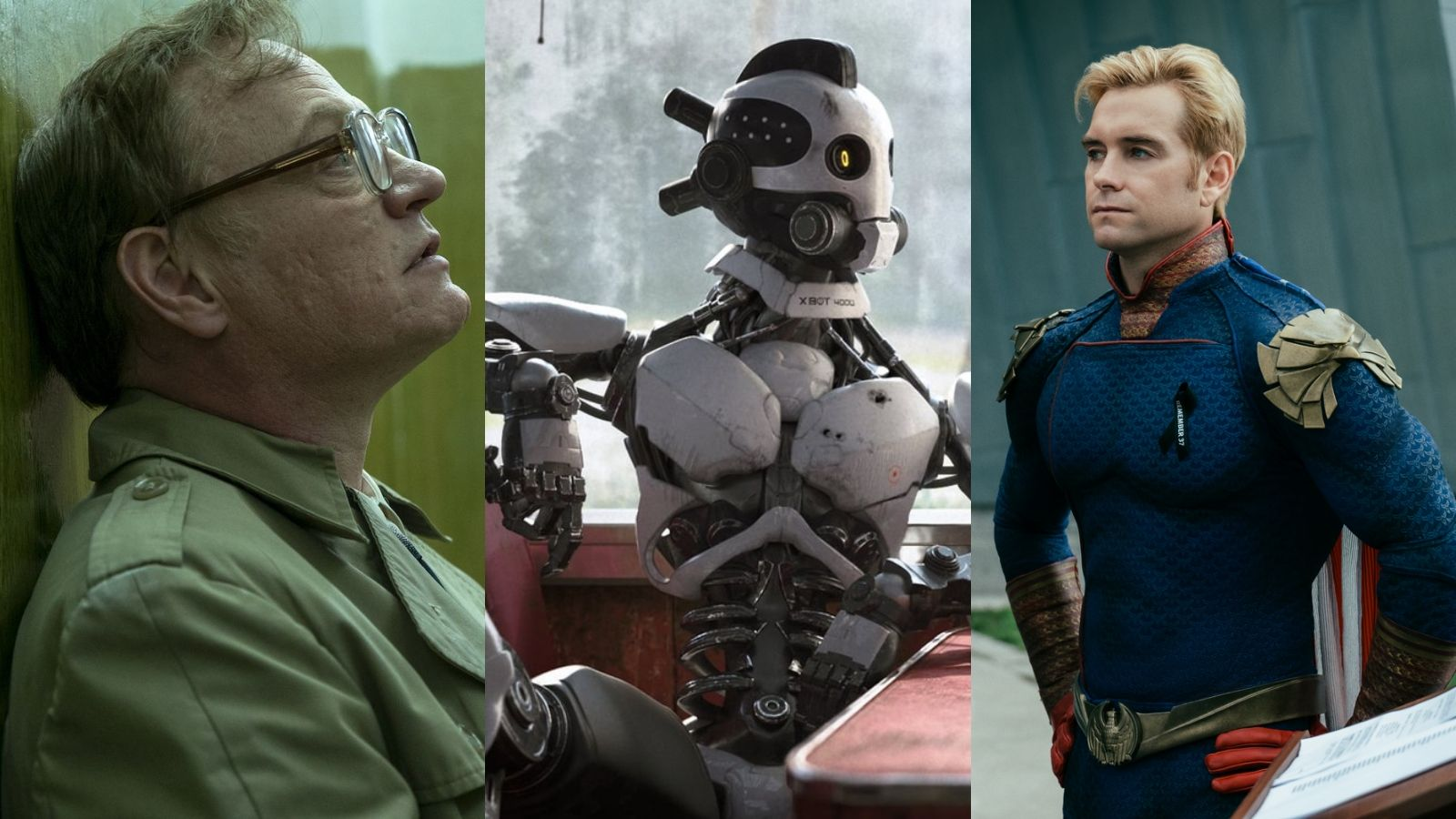 Chernobyl, Love, Death and Robots, The Boys