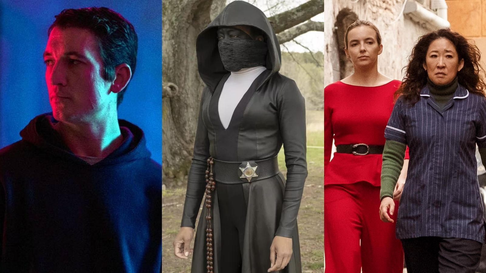 Too Told to Die Young, Watchmen, Killing Eve