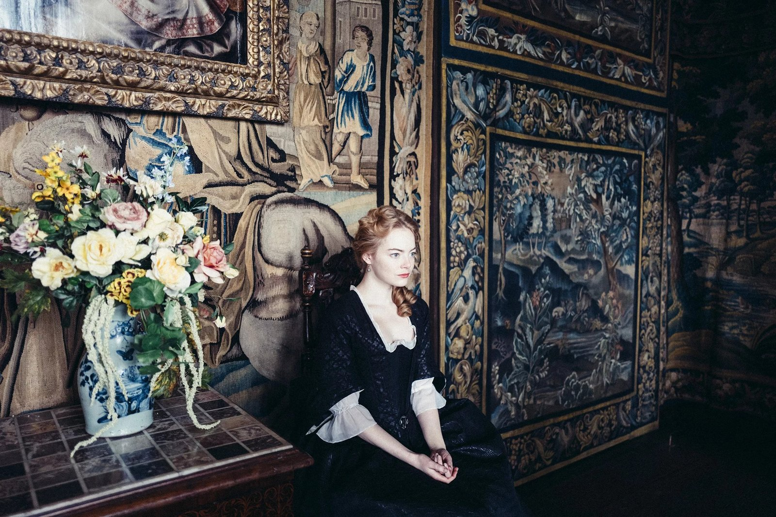 The Favourite, Favorīte