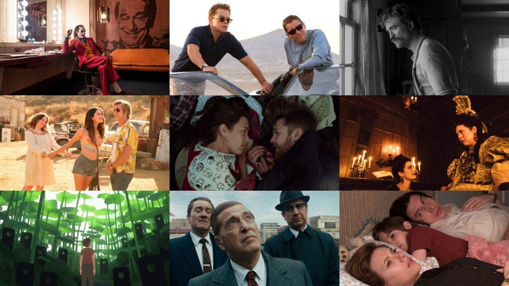 2019. gada filmas