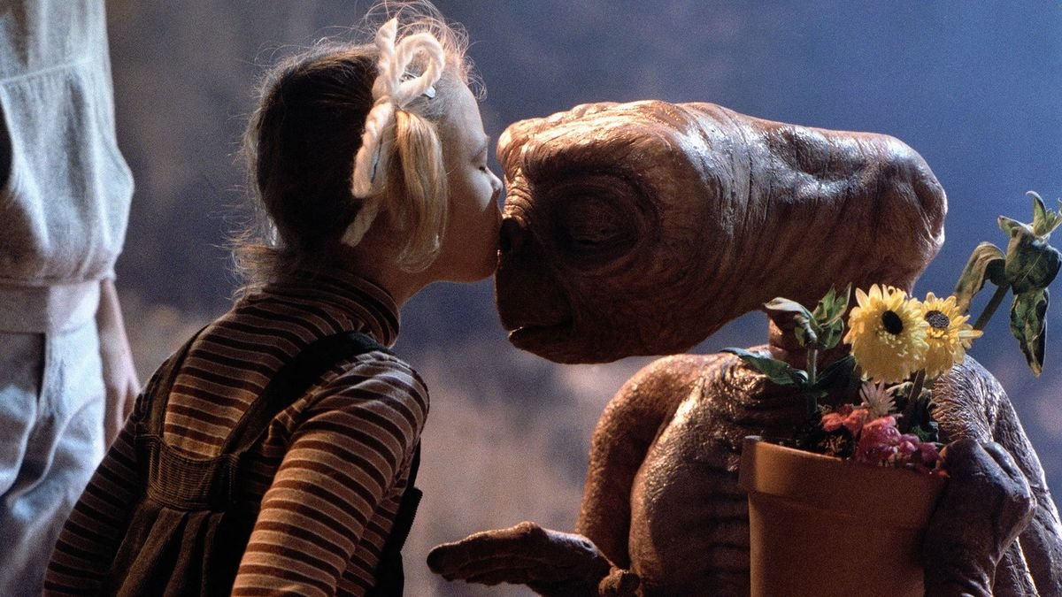 E.T. the Extra-Terrestrial, Citplanētietis