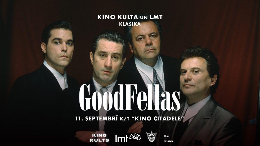 Goodfellas, Labie puiši
