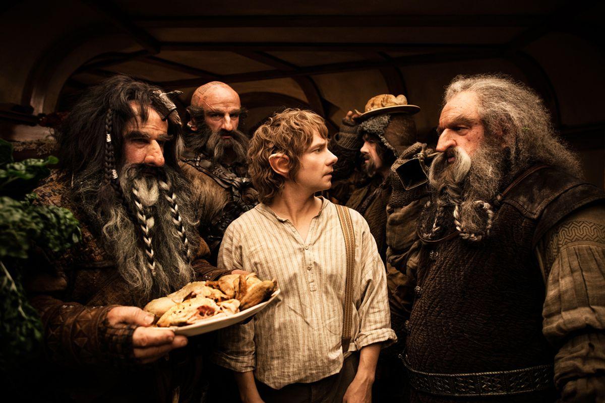 The Hobbit: An Unexpected Journey, Hobits: Negaidīts ceļojums