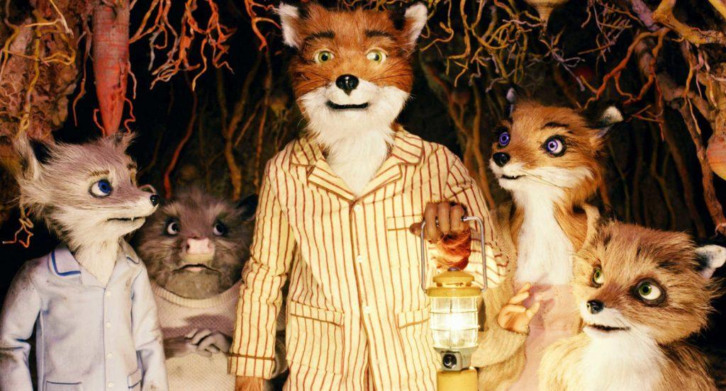 Fantastic Mr. Fox, Lieliskais Lapsas kungs