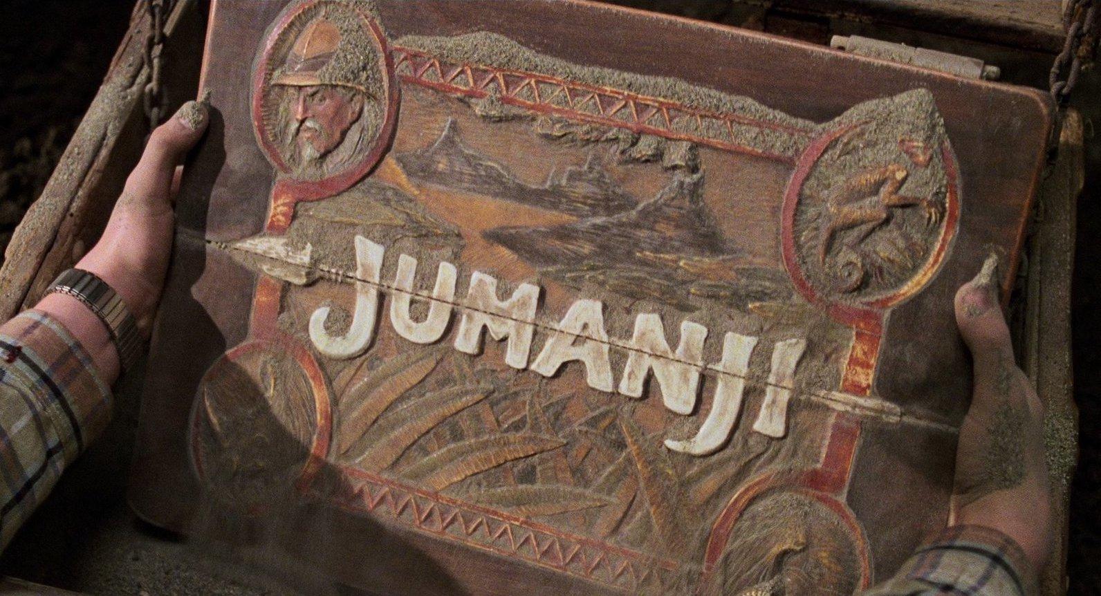 Jumanji, Džumandži