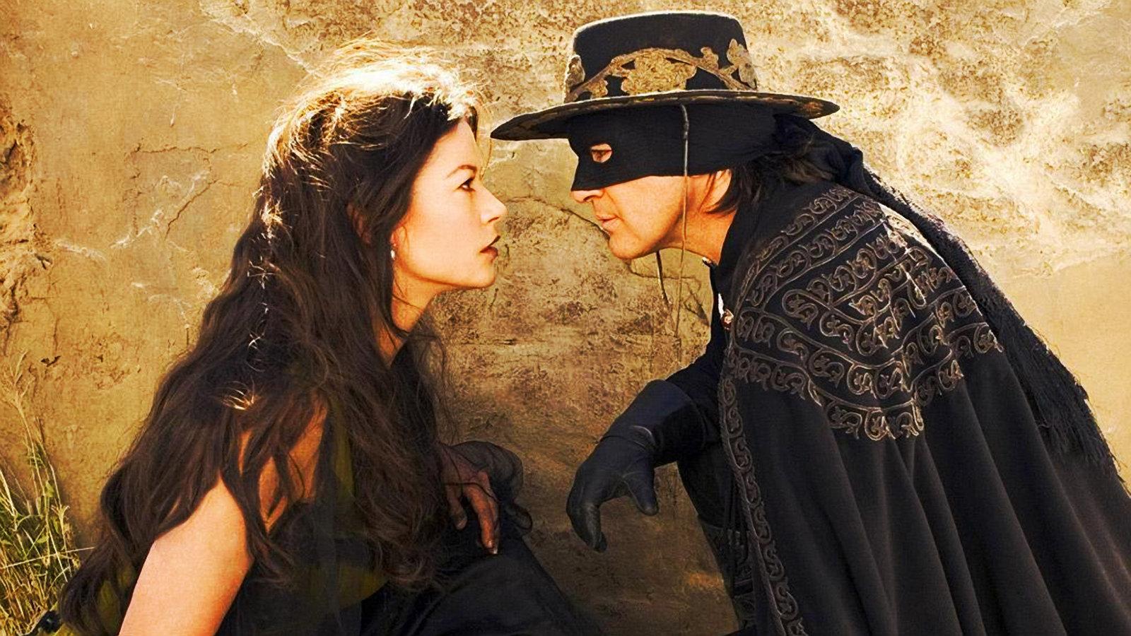 The Mask of Zorro, Zorro maska