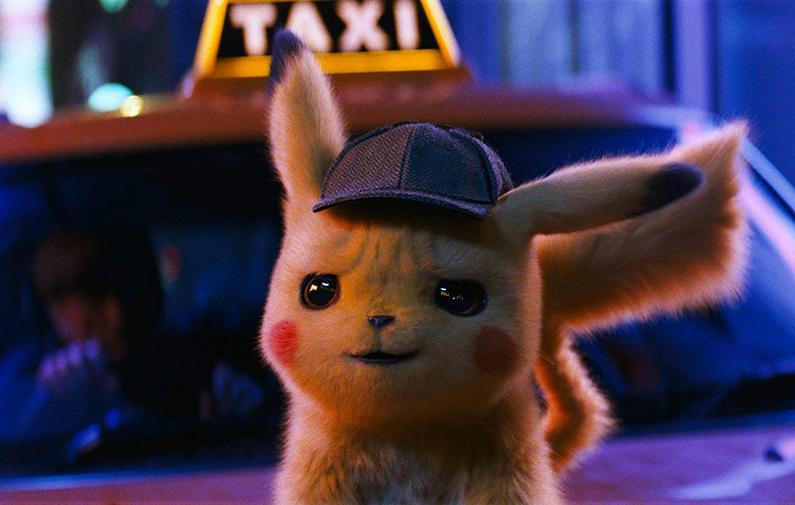 Pokémon Detective Pikachu, Pokémon: Detektīvs Pikaču