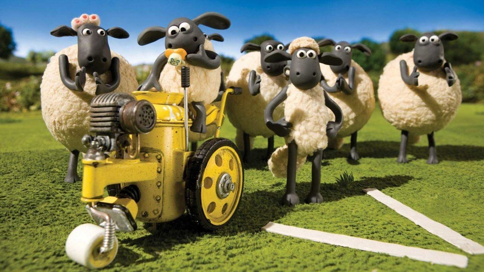 Shaun the Sheep Movie, Auniņš Šons Filma