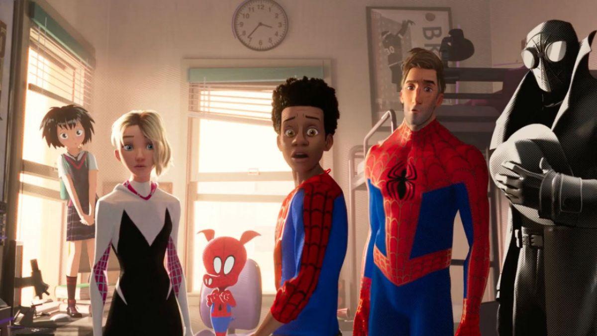 Spider-Man: Into the Spider-Verse, Zirnekļcilvēks: Ceļojums Zirnekļpasaulē