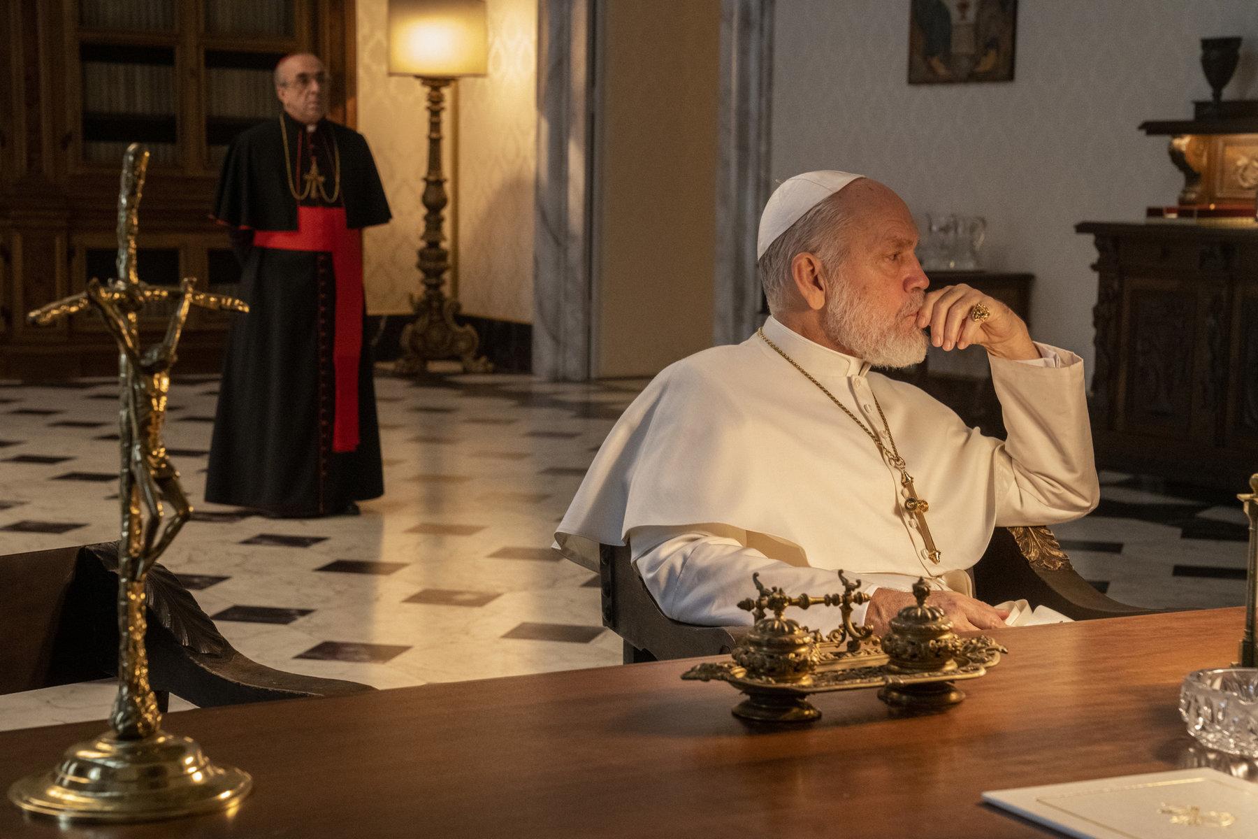 Jauns pāvests, The New Pope