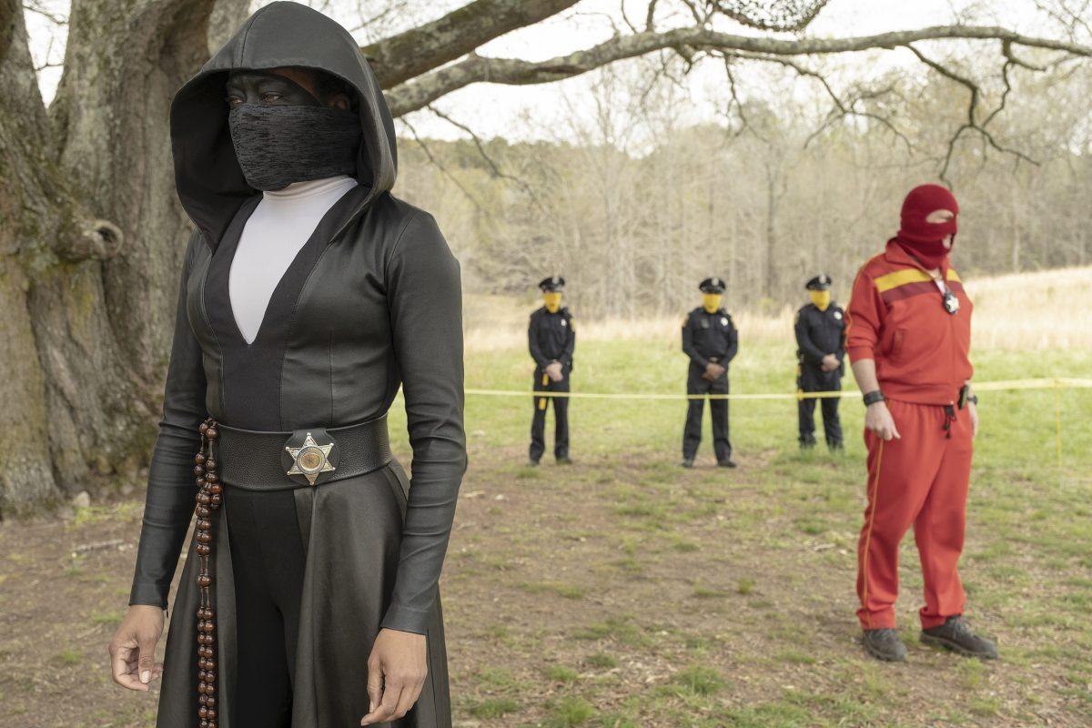 Watchmen, Sargi