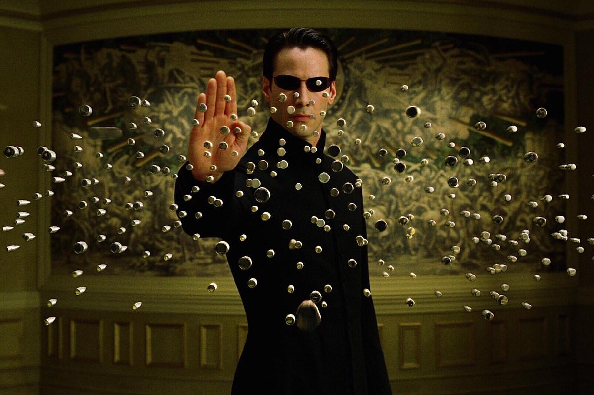 The Matrix Reloaded, Matrikss atjaunots