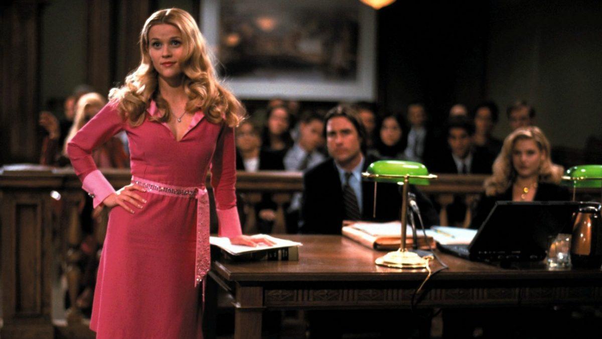 Legally Blonde, Gudrā blondīne