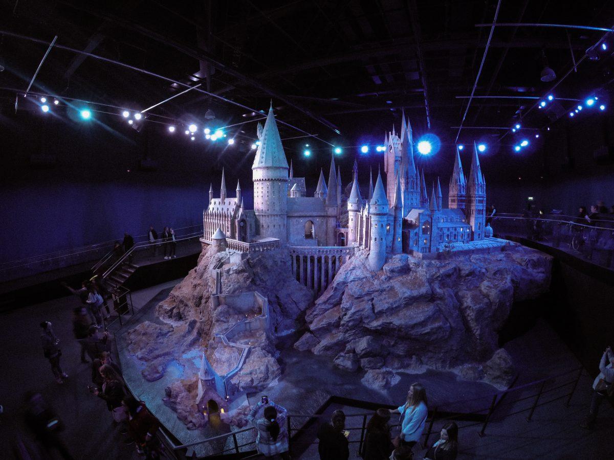Warner Bros. Harija Potera tūre