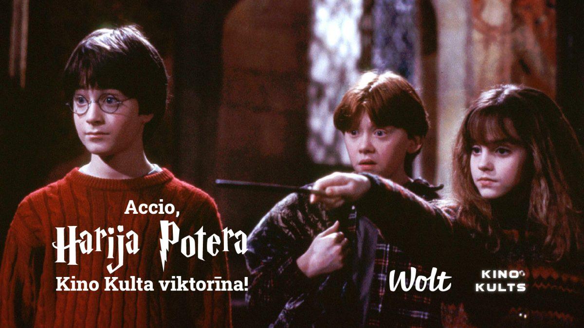 Harija Potera viktorīna